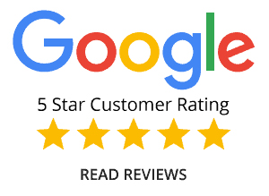 Google 5 Star Customer Rating